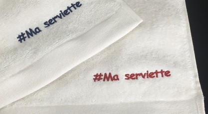 Collection MA SERVIETTE