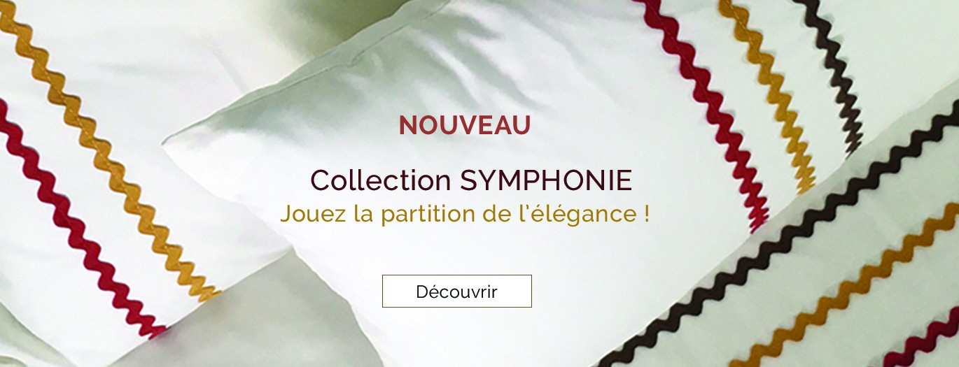 Nouvelle collection Symphonie
